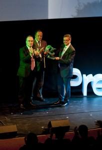 Premis G! 2011 Oscar Vall